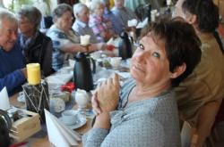 Frühstück mit Nancy Faeser