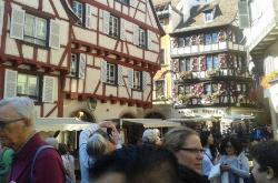 SPD on Tour nach Freiburg im Breisgau